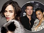 'He ruined me!': Paula Patton on Robin Thicke turning her into a 'bad girl'... as she confirms his anatomy does live up to the hype