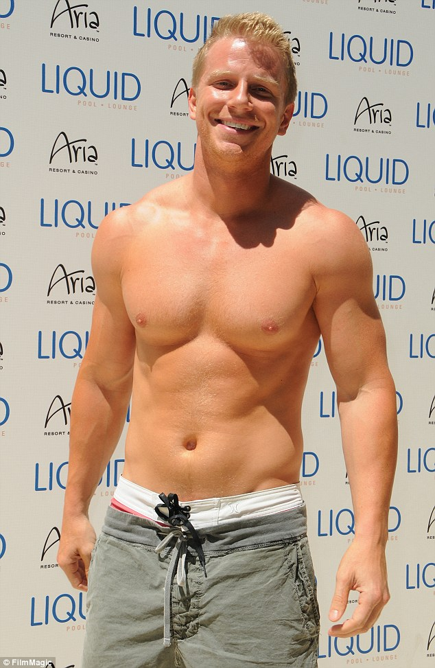 Sean arrives at the Liquid Pool Lounge at the Aria Resort & Casino at CityCenter on August 3, 2013 in Las Vegas, Nevada