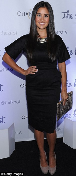 Glowing! Catherine was radiant as she attended the Knot Gala 2013 at New York Public Library Astor Hall in New York City on Monday
