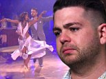 Christina Milian voted off Dancing With The Stars - despite scoring the show's first perfect 10 score