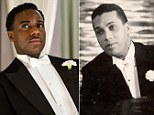 Television programme: Downton Abbey S4 Gary Carr is Jack Ross. Joins in Episode 4. Ross is a charming, suave and charismatic jazz singer from Chicago.