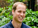 Prince William is said to be nervous about Thursday's investiture ceremony