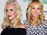 Jenny McCarthy 'set to be axed from The View and replaced by Elizabeth Hasselbeck' after making her debut just one month ago