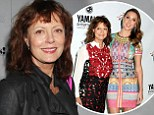Art imitating life: Susan Sarandon to star in new TV comedy with daughter Eva Amurri Martino