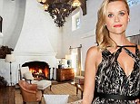 Reese Witherspoon slashes price of the romantic Ojai estate where she wed Jim Toth by $1.3m after it fails to sell