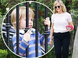 'Where ya going, Mom?' Amy Poehler's son Archie gives her a sweet send off as she heads to her film's premiere
