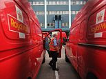 Undervalued: Royal Mail shares rose in value for a second day briefly hitting 475p a share before settling at 462p although that still values the company 40 per cent higher than the offer price