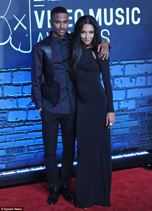 Engaged! Rivera and Big Sean first went public with their relationship at the 42 film premiere last April, but they first connected over Twitter