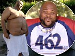 'I think everything about me is sexy:' Idol winner Ruben Studdard is confident as he attempts to get fit on The Biggest Loser
