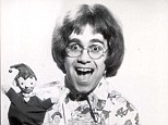 Dull: Sir Elton John (pictured here in 1968) was branded 'dull and pretentious' by BBC talent scouts