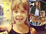 'Lost her first tooth!' Jessica Alba is a proud mama as she shares a gap-smile snapshot of her 'baby' Honor