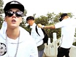 Bieber strikes out! Justin's advances are spurned as he attempts to serenade girl in new All That Matters video shot on the Great Wall Of China