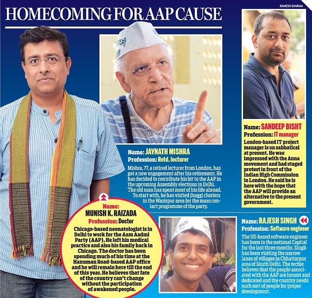 HOMECOMING FOR AAP CAUSE