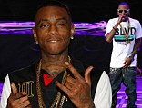 Lawsuit defendant: Soulja Boy, shown in August in West Hollywood, California, was named as a defendant on Monday in a lawsuit filed over an alleged hit-and-run incident in January