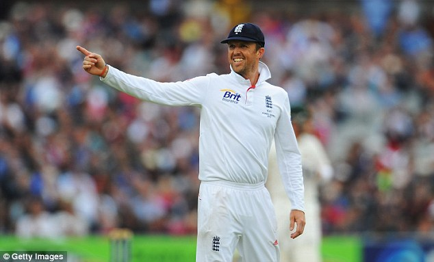 Screen star: England's Graeme Swann's popular video diaries are set to return for the Ashes Down Under