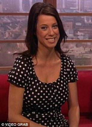 Miss de Piero who was a GMTV political presenter has said she wants more 'real women' to become involved in politics