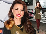 Sweet treat: Cher Lloyd dishes out free ice creams in New York and New Jersey for her fans