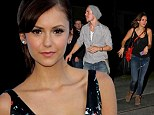Over already! Nina Dobrev and Derek Hough split after just six weeks of dating because relationship had 'played itself out'