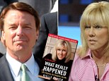 Rielle Hunter admitted today that she hurt many people, beginning with Edwards' wife Elizabeth who was dying from breast cancer when the affair began.