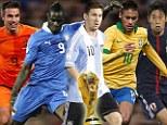 World Cup qualifiers preview