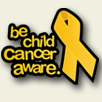 Be Child Cancer Aware campaign