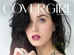 Katy Perry Cover girl