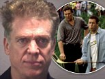 Happy Gilmore star Christopher McDonald arrested for DWI in North Carolina after night out drinking with fans