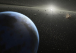 NASA is spending hundreds of thousands of dollars a year to study the idea defending Earth from threatening asteroids, a recent report said.