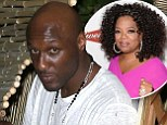 Will it happens? Oprah Winfrey, right, is reportedly trying to snag an interview with Lamar Odom, left