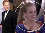 Prince Harry's girlfriend Cressida Bonas is said to be 'mortified' after brief footage of her as a character in a short-lived TV drama resurfaced online