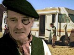 Good chemistry! Cameraman tweets photos of the final days of Breaking Bad as plans for spinoff moves forward...with Bryan Cranston and Aaron Paul in cameos