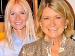 'I started this whole category of lifestyle': Martha Stewart dismisses homemaking rival Gwyneth Paltrow's GOOP