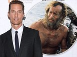 Revealed: Matthew McConaughey asked famed shape shifter Tom Hanks for diet tips before dropping 50lbs to play AIDS victim