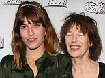 The actress, model, and now singer is the 31-year-old daughter of British singer ans actress Jane Birkin