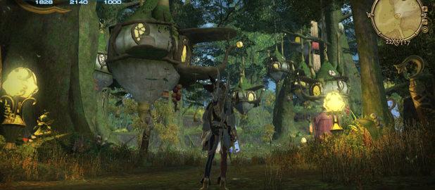 'Final Fantasy XIV: A Realm Reborn' screenshot