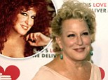 Not a line in sight! Radiant Bette Midler, 67, shows shows off a suspiciously smooth forehead at red carpet event