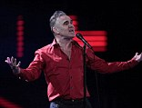 Finally opening up: Morrissey revealed details about his first relationship with a man over 30 years ago, in new autobiography