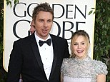 Just married! Kristen Bell and Dax Shepard tie the knot on the spot at Beverly Hills County Clerk Office after intending to apply for their marriage license'