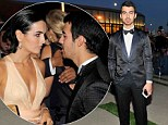 Joe Jonas reunites with ex-girlfriend Camilla Belle at gala... day after reports he's struggling with a 'secret drug addiction'