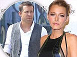 Blake Lively returns to acting after hiatus to replace Katherine Heigl in movie role... as husband Ryan Reynolds appears scruffy on New Orleans film set