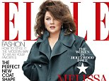 Melissa MccCarthy - Elle Cover