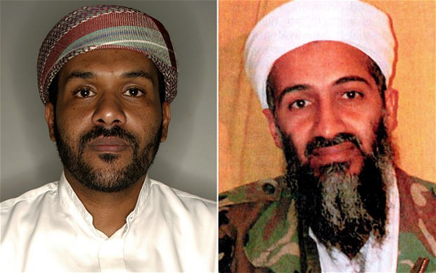 Osama bin Laden's bodyguard lifts lid on life with terror chief