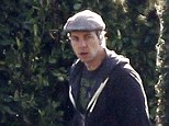 Here comes the groom! Dax Shepard steps out for the first time after tying the knot with longtime partner Kristen Bell in surprise nuptials at County Clerk Office
