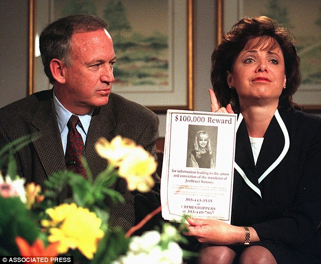 Time for transparency: A judge ruled yesterday in favor or releasing the 1999 grand jury indictment against John (left) and Patsy (right) Ramsey, parents of murdered 6-year-old pageant-queen JonBenet
