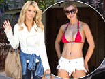 She CAN keep her clothes on! Joanna Krupa ditches her beloved bikini for chic white jacket and skinny jeans