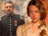 Reunited! Les Miserables co-stars Amanda Seyfried and Russell Crowe will work together again, this time as Father and Daughter