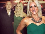 Ashley Roberts stuns in strapless jumpsuit and statement necklace before meeting Breaking Bad's Aaron Paul as stars flock to the funfair at Autism fundraiser