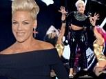 Pink postpones two concerts after she's placed on doctor-ordered 'vocal rest'