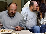 James Gandolfini and Julia Louis-Dreyfus