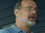 Captain under fire: Tom Hanks in an Oscars-worthy performance as Captain Rich Phillips takes on Somali Pirates
